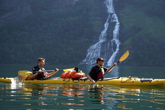 2 Day Geirangerfjord Kayak Adventure