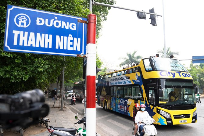 Vietnam Sightseeing Ha Noi City Tour HOP-ON HOP-OFF 48-hour valid Ticket photo 6