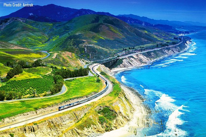 3-Day Central Coast Hearst Castle & Wine Tour from San Francisco
