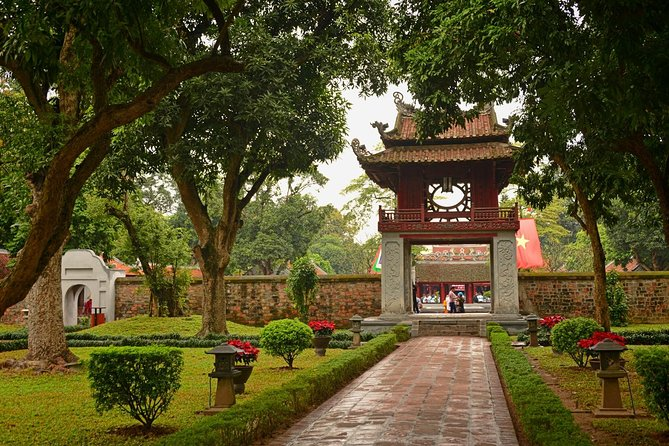 Hanoi Full Day SIC Tour