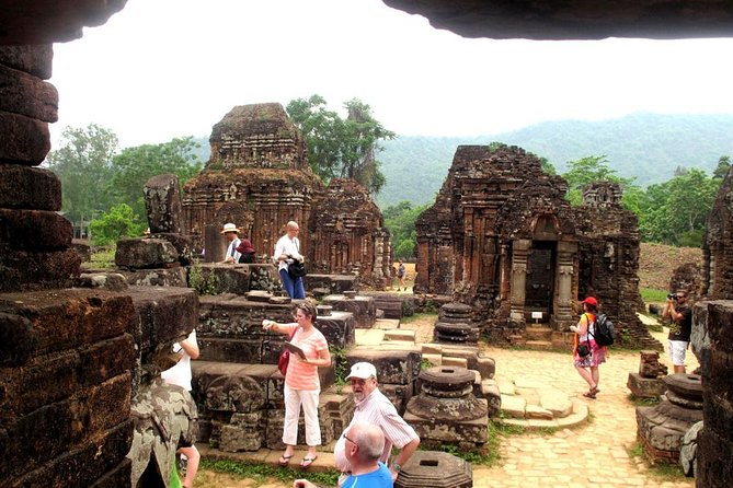 Private Half-Day Tour of My Son Sanctuary from Da Nang