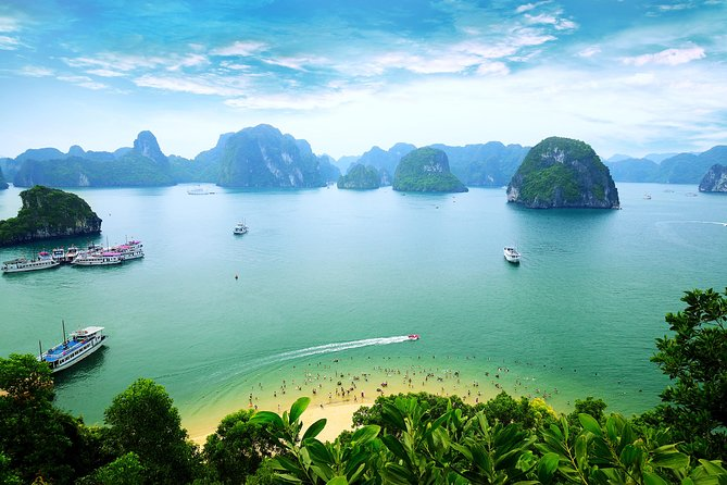 Ninh Binh & Halong Bay with Scarlet Pearl Cruise (SIC)