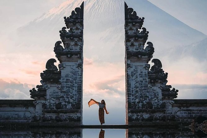 Bali Gate of heaven tour