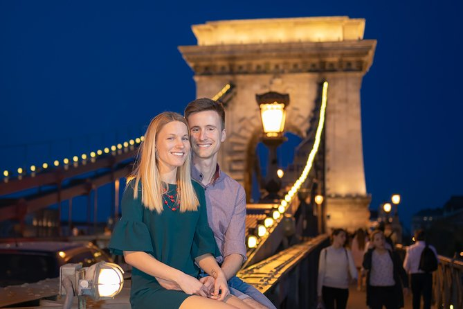 Professional Photography in Budapest at Sunset and Night (2hrs) photo 10