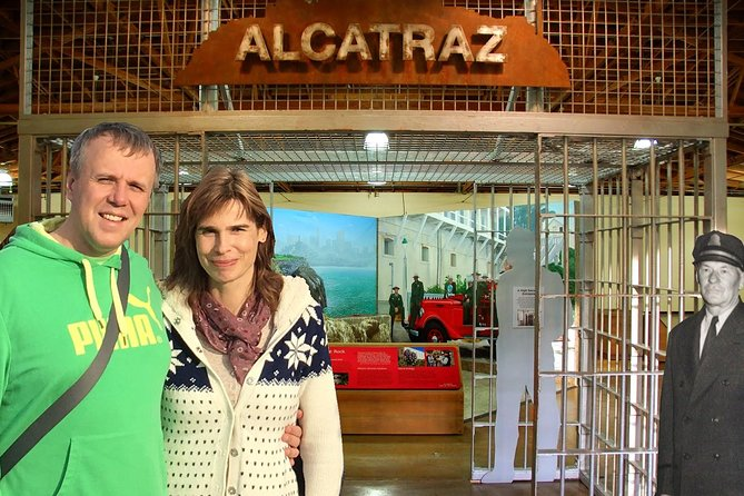 Alcatraz and San Francisco 5-star combo tour package -Alcatraz tickets included