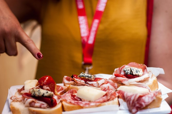 Small Group Venice Food Tour: Cicchetti and Wine