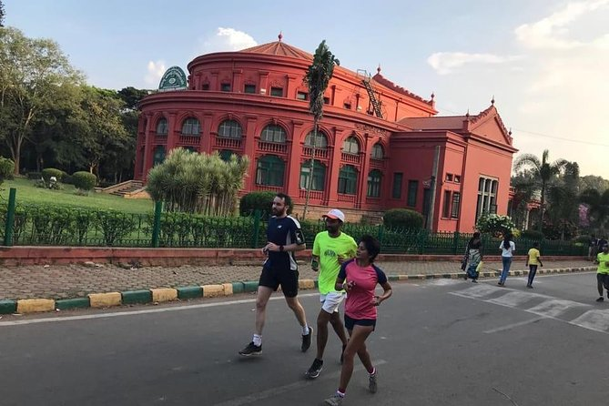 Bangalore Running Tour with Breakfast