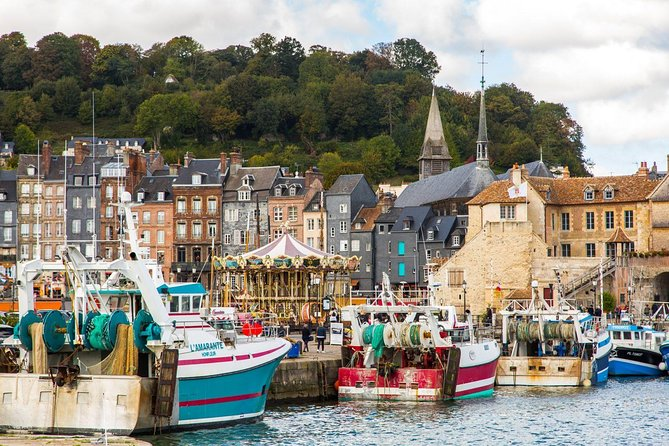Normandy US D-Day Landing Beaches and Honfleur - Day Trip from Paris
