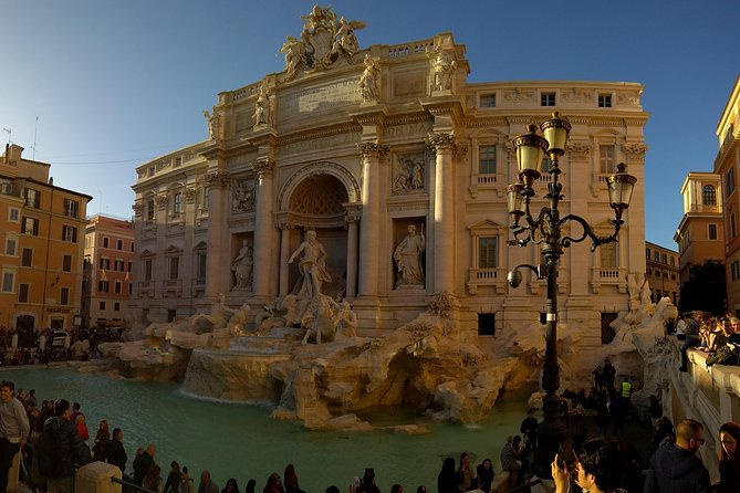 Private tour in Roma 40 euro /hour/van Mercedes V class max 7 pers