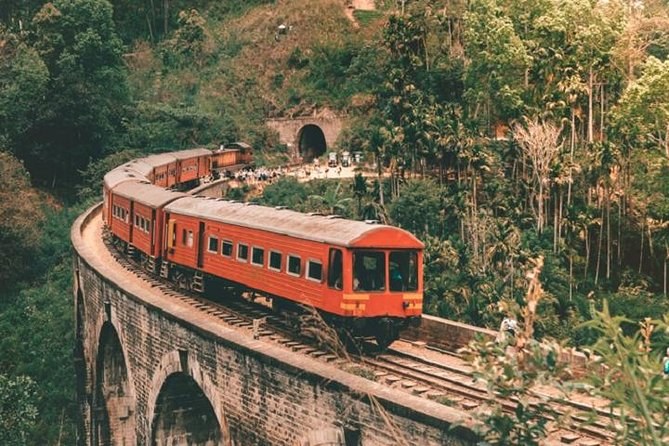 Train Tickets From Kandy to Ella or Ella to Kandy