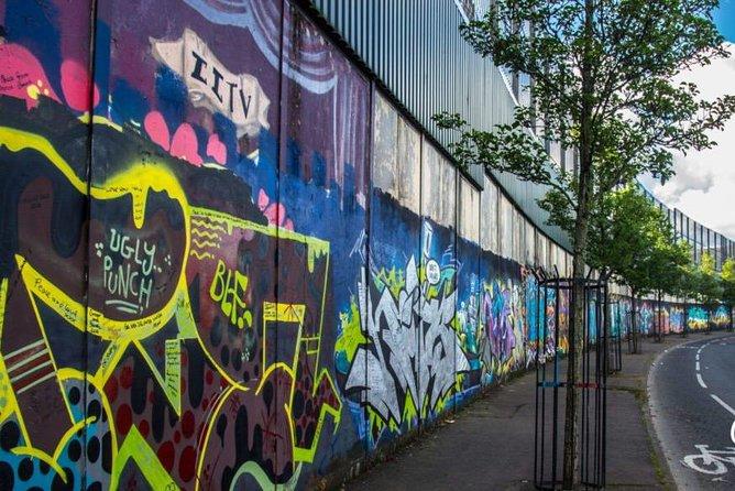 Belfast Political & Murals Tour