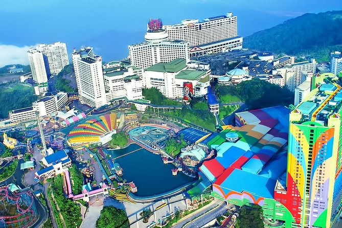 Breezy Genting Highland Day Tour from Kuala Lumpur