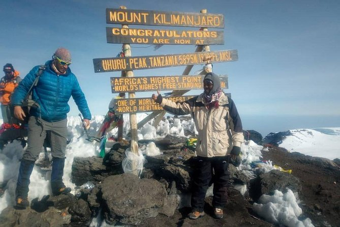 Climbing Mt. Kilimanjaro (Umbwe route) photo 6