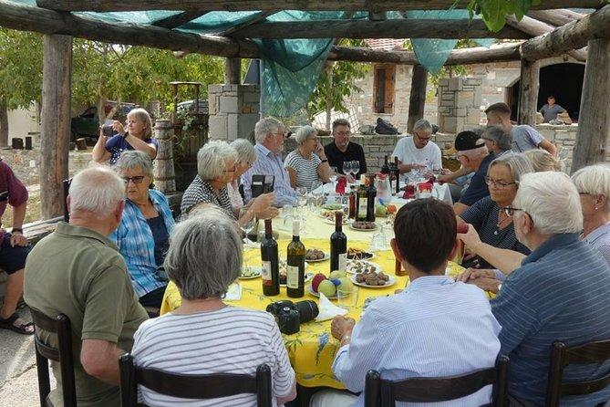 Winetasting tour in Alpeta winery - Roshnik village by 1001 Albanian Adventures