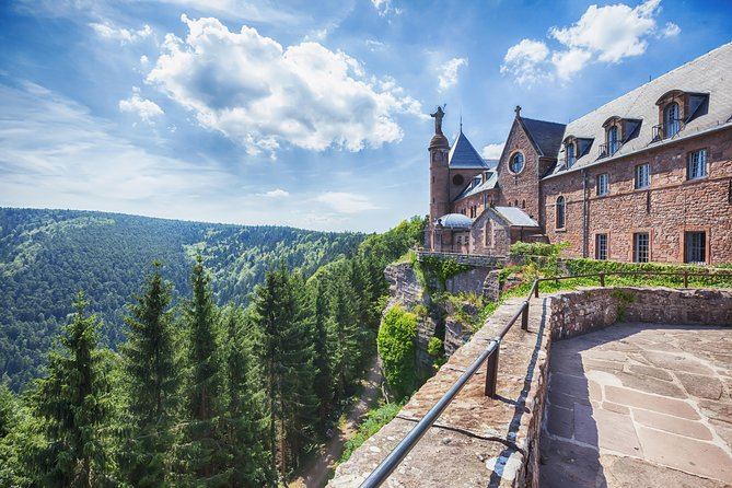 Private Express Tour of Alsace with Driver