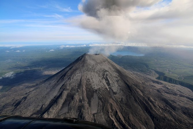 Kamchatka Private Day tour by Air - Volcanoes of Kamchatka