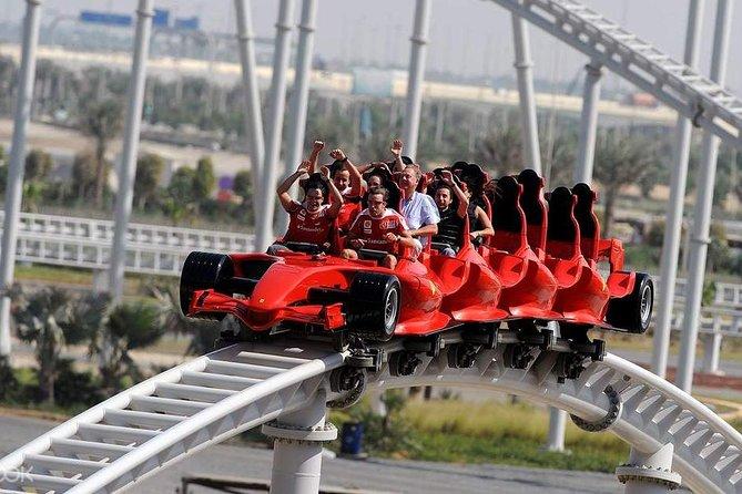 Ohne Anstehen Ferrari World Abu Dhabi Ticket 2021 Tiefpreisgarantie