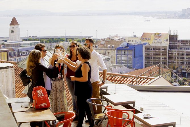 Lonely Planet Experiences: Lisbon's Historic & Trendy Neighborhoods Tour