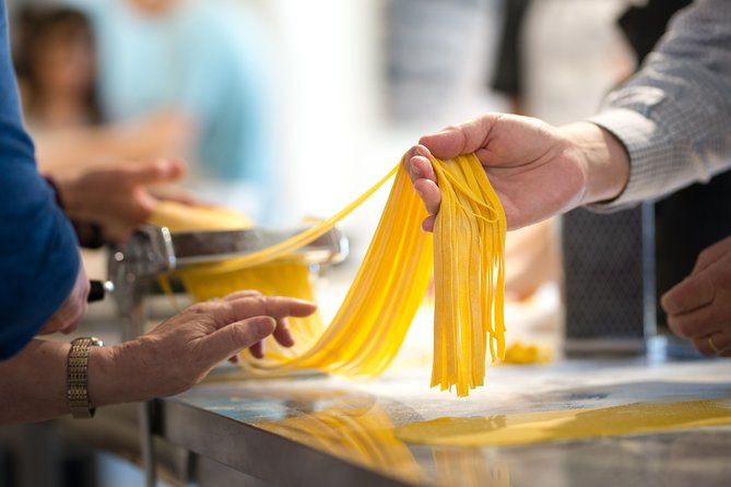 Homemade Pasta! Cooking Class in Florence city center