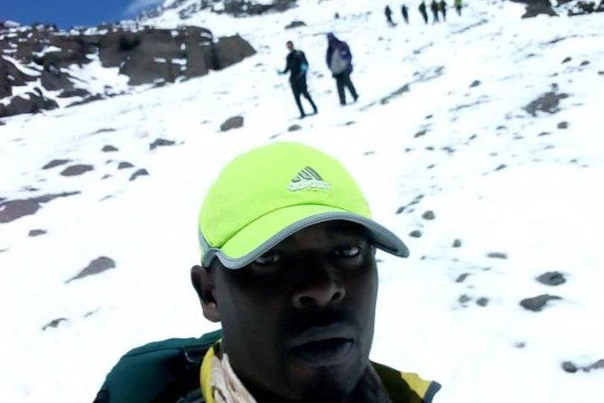 Climbing Mt.Kilimanjaro (MACHAME ROUTE)