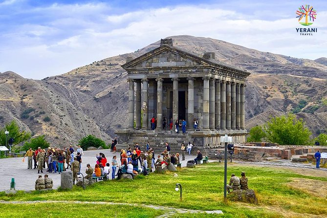 Armenia,Private day trip to:Charent's Arch, Garni Temple and Geghard Monastery