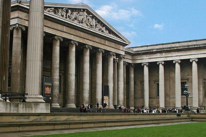 The British Museum Quiz con un 20% de descuento en el pub final.