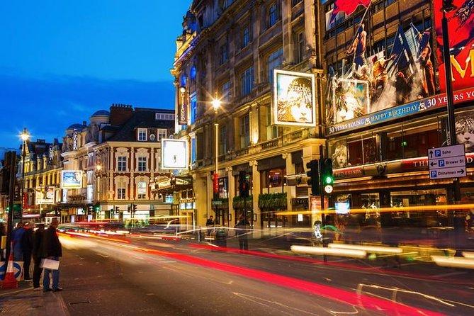 London West End Schatzsuche