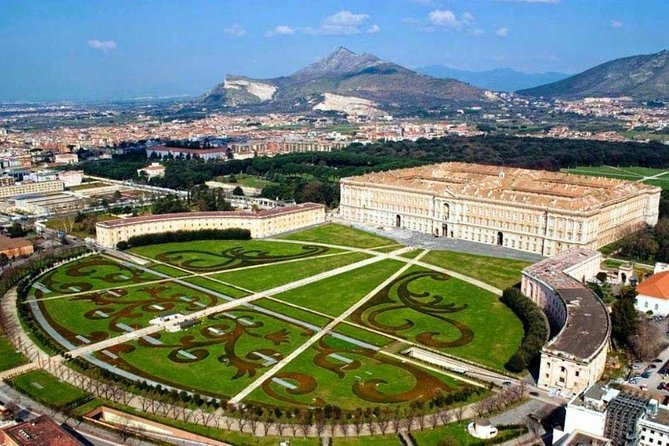Royal Palace of Caserta private day-trip from Rome