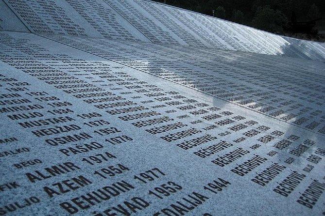 Srebrenica Day tour