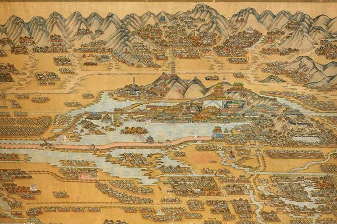 Forbidden City and Summer Palace Day Tour from TianJin Intl Cruise Home Port