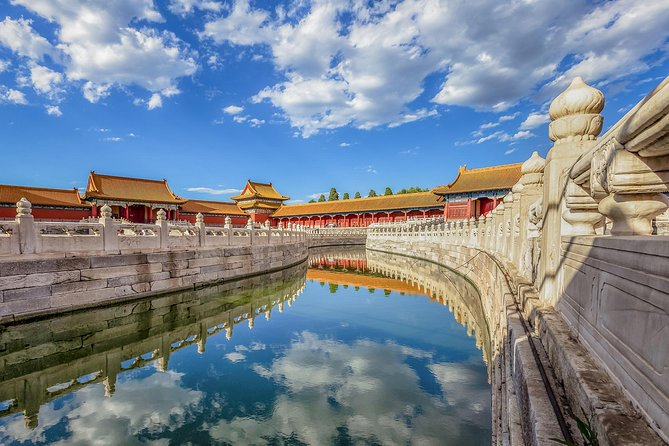 Forbidden City and Summer Palace Day Tour from TianJin Intl Cruise Home Port photo 3