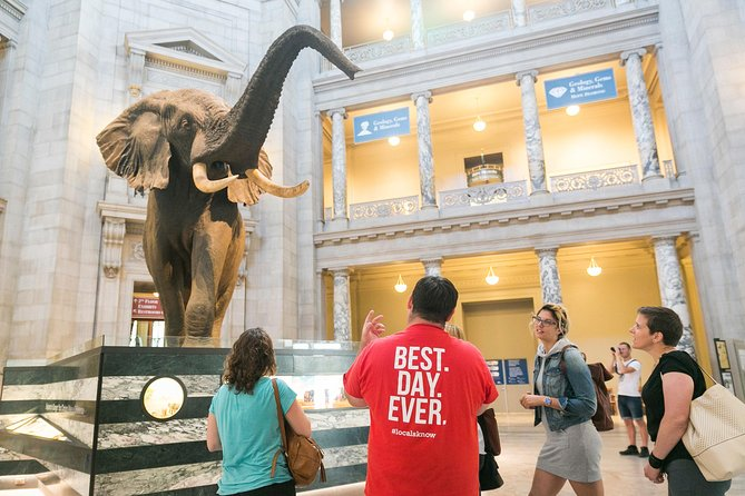 Smithsonian National Museum of Natural History Guided Tour