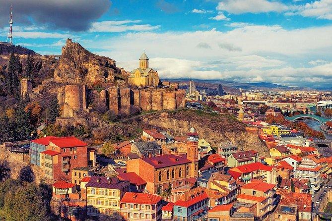 Tbilisi walking sightseeing tour