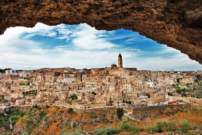 Transfer from Rome to Matera