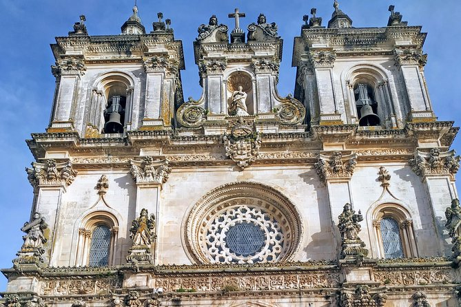 Fátima Tomar Batalha Alcobaça Private Tour With a Local Full Day From Lisbon
