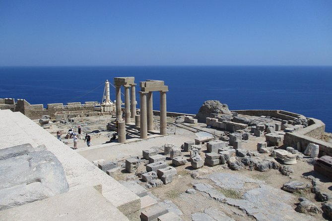 Rhodes Old City & Lindos Acropolis Guided Tour