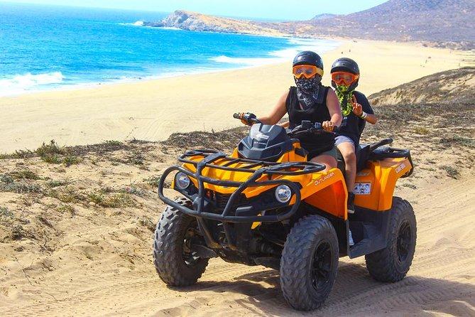 Cabo San Lucas - Beach and Desert 4x4 ATV Tour
