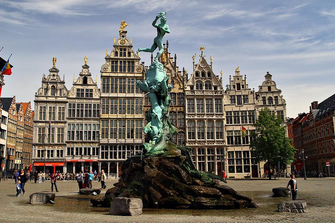 Legends of Antwerp Private Walking Tour