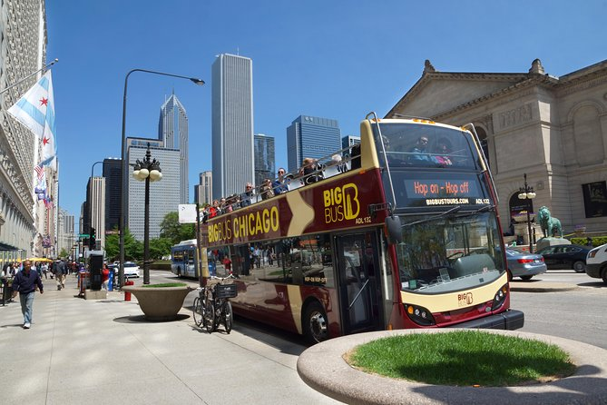 Big Bus Chicago Hop-on Hop-off and Helicopter Tour photo 8