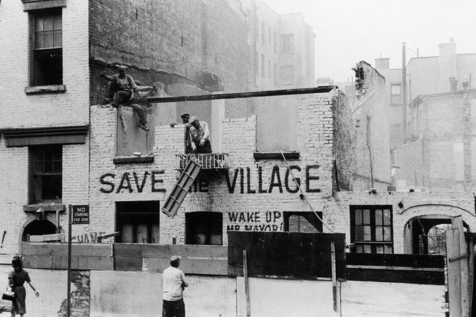 West Village Historical Walking Tour