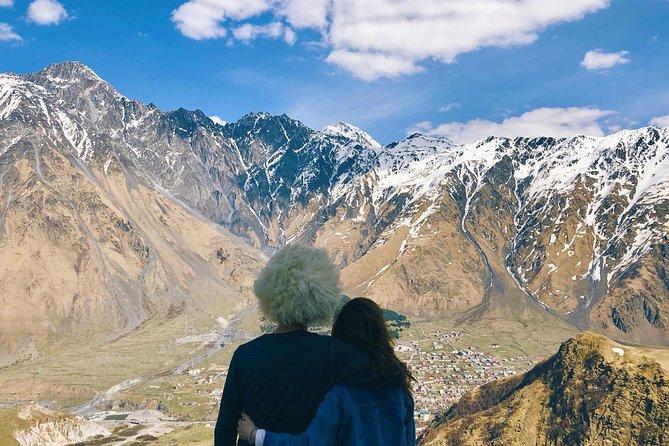 One-day Tour to Ananuri, Gudauri, and Kazbegi From Tbilisi