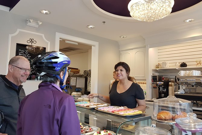 Artisan Food Tastings of Victoria by Bike