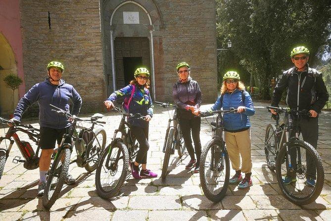 E-biking Cinque Terre, Riomaggiore to Levanto tour