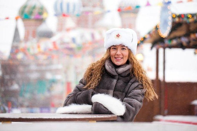 Evening walking private tour of Central Moscow (in English or Spanish)