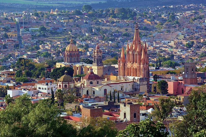 9-Day Trip in Mexico: Colonial Heritage