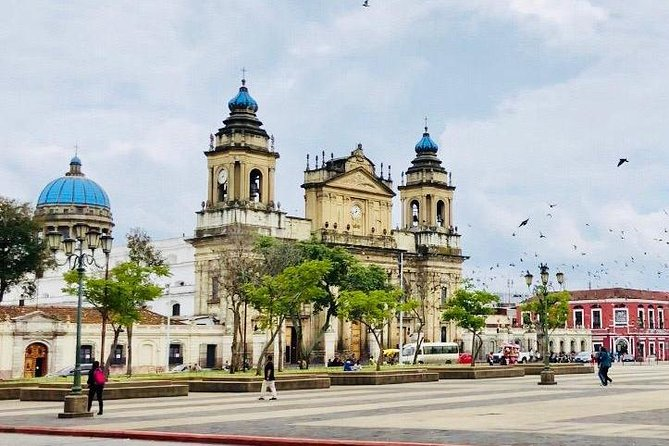Half-Day Private Tour of Guatemala City
