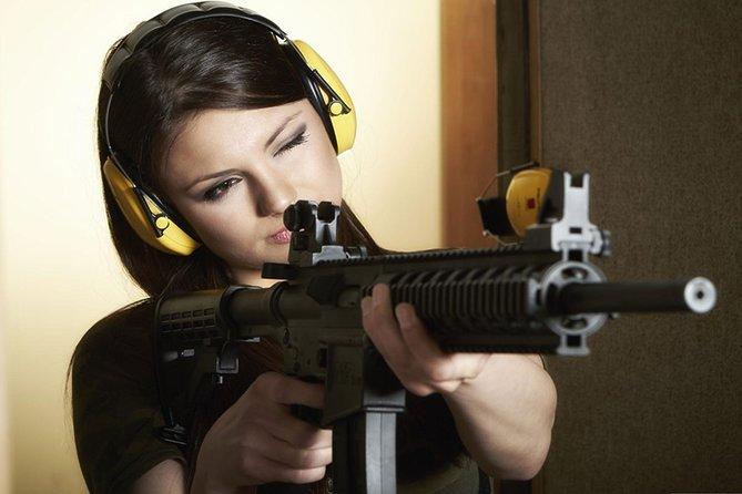 Kalashnikov Gun Shooting with Hotel Transfers