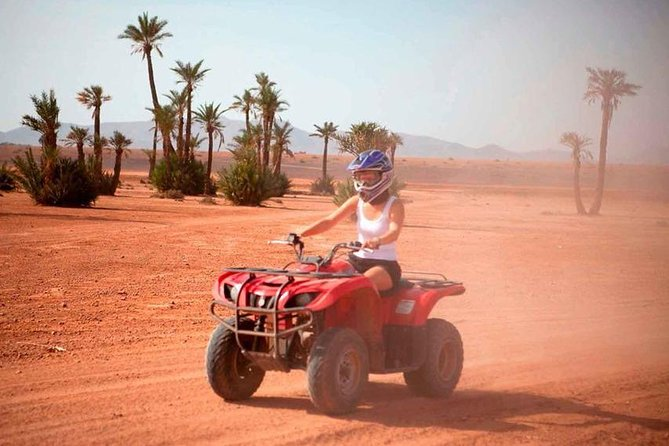 3 Hours Sunrise Safari by Quad Bike & Camel Ride - Sharm El Sheikh