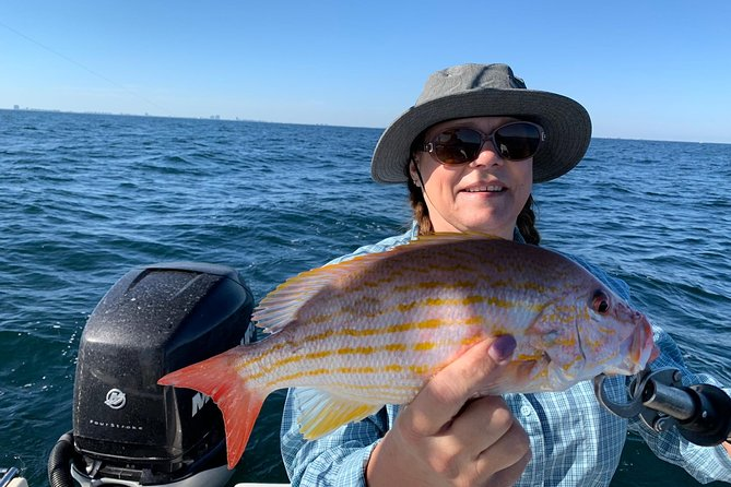 8-Hour Private Off-Shore Fishing Charter from Orange Beach photo 11