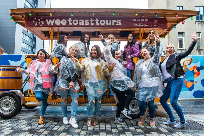 Prosecco Bike Tours - Be the Toast of Belfast! photo 17